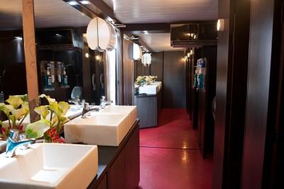 Foto - Banheiro Container de Luxo
